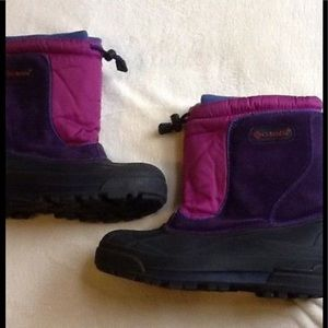 Columbia All Weather Boots
